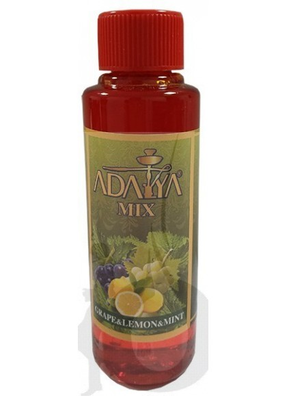 Melaza Adalya Grape Lemon MInt (Uva, Limón y Menta) 170 ml