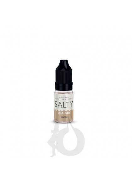 Salty USA Mix 10ml 10mg
