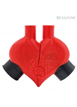 Boquilla 3D Sapiens Corazón