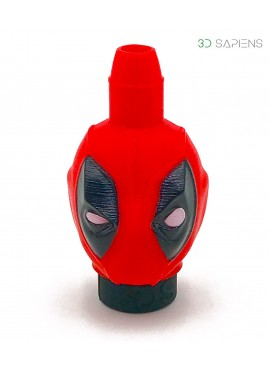 Boquilla 3D Sapiens Deadpool - ¡NUEVO DISEÑO!