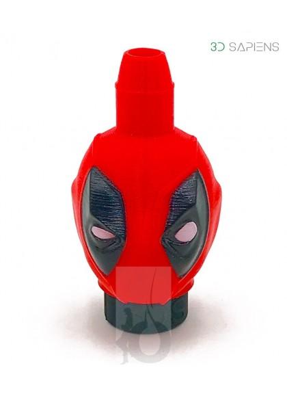 Boquilla 3D Sapiens Deadpool