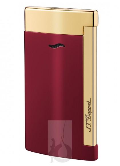 S.T. Dupont Slim 7 Rojo Dorado