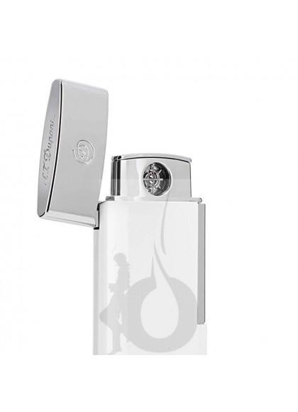 S.T. Dupont E-Slim Blanco Cromo