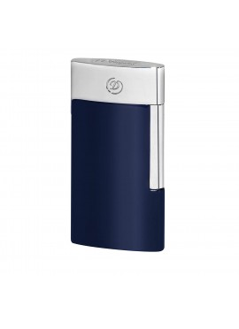 S.T. Dupont E-Slim Azul Cromo