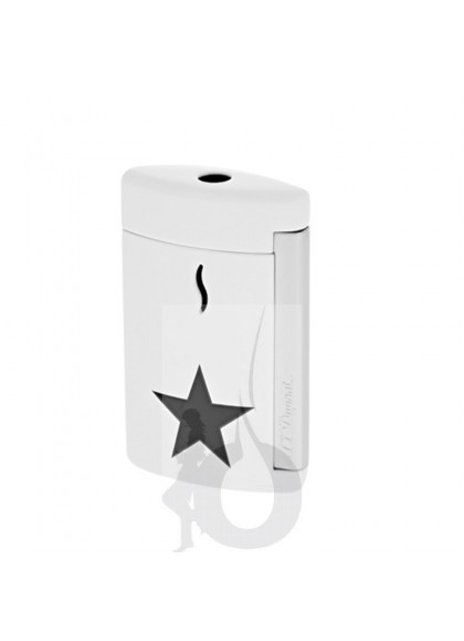 S.T. Dupont MiniJet White - Black Star