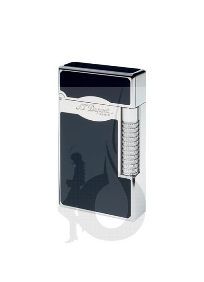 S.T. Dupont Le Grand Black Natural Lacquer Palladium