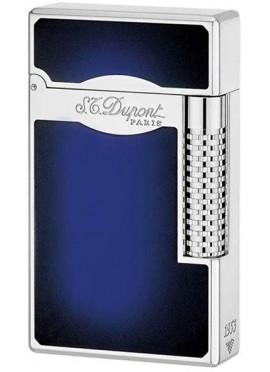 S.T. Dupont Ligne 2 Le Grand Sunburst Blue Natural Lacquer Palladium