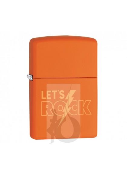Zippo Let's Rock