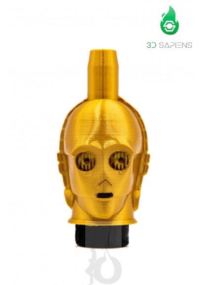 Boquilla 3D Sapiens C3PO