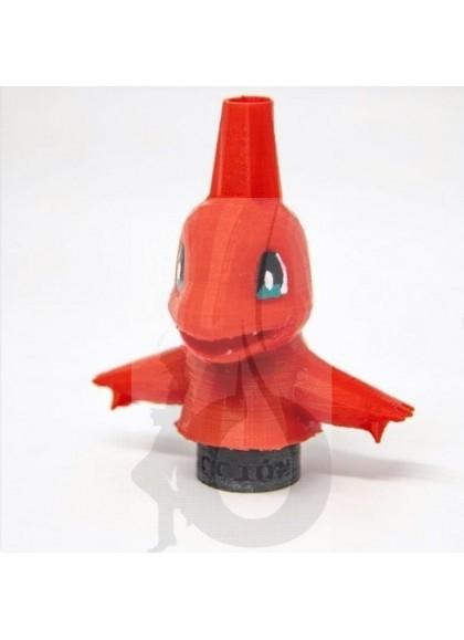 Boquilla 3D Acción Fuego