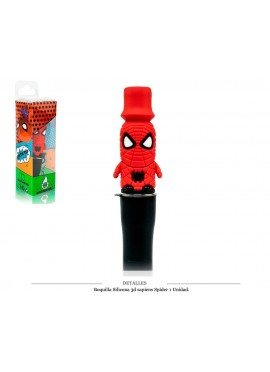 Boquilla Silicona 3D Sapiens Spiderman
