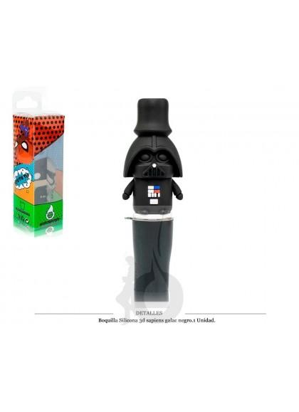 Boquilla Silicona 3D Sapiens Darth Vader