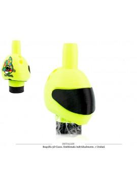 Boquilla 3D Sapiens Casc amarillo