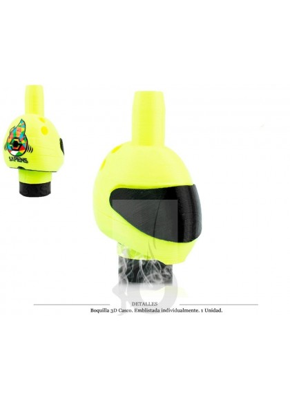 Boquilla 3D Sapiens Casco Amarillo